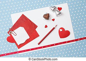 Valentine's day love message, unfinished