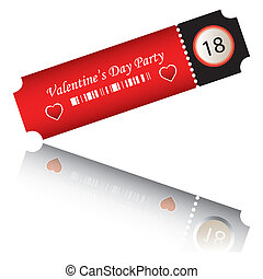 valentine's day party  - valentine's day party