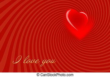 Valentine's Day red background-02