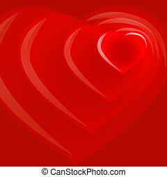 Valentine's Day red background-04