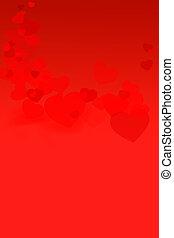 Valentine's Day red background-07