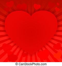 Valentine's Day red background-09