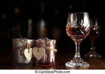 Valentines Day Romantic Drinks