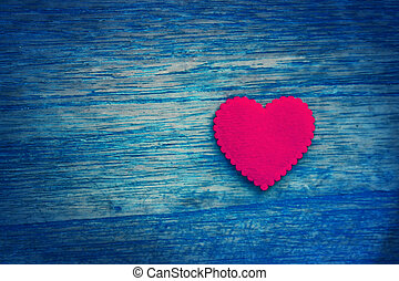 valentines day - Valentines day background,red heart on...