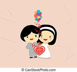 valentines day sweet love couple