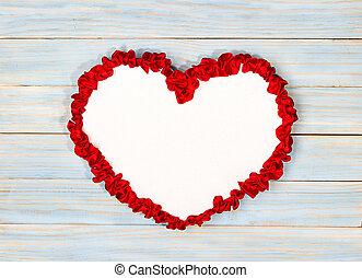 valentines, day., szív