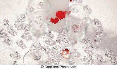 Valentines day theme. HD