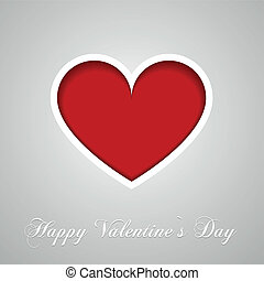 valentine's day - detailed illustration of a valentine's day...