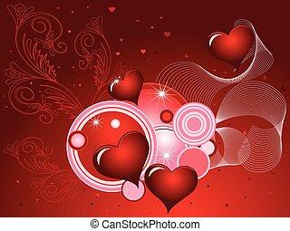 valentine's day, vector design