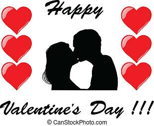 Valentine's Day - vector