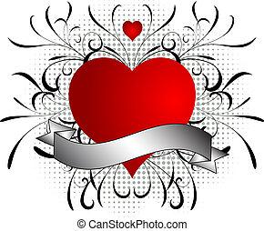 Valentines design - Valentines background