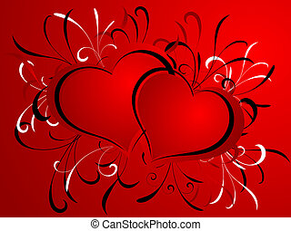 valentines, design