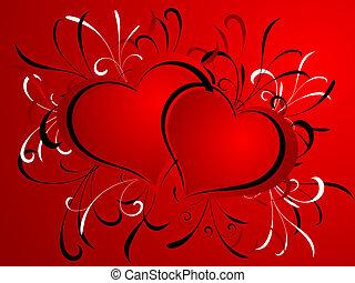 valentines, disegno