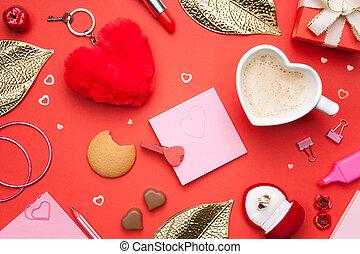 valentines dzień, tło