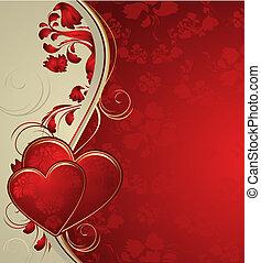 valentines, fundo