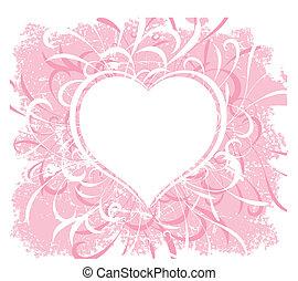 Valentines grunge - Grunge Valentines background