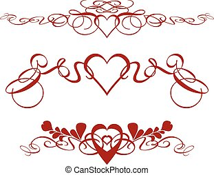 valentines, határok