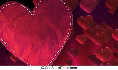 Valentines Heart Loop