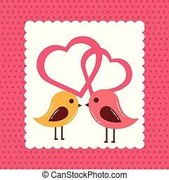 valentines, liebe, tag