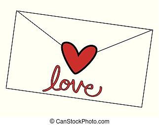 Valentines Love Letter