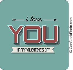 valentines, Nap, boldog