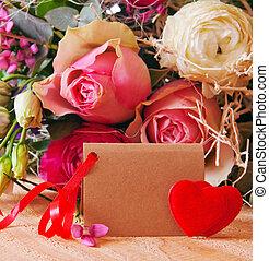 valentine's nap kártya, .