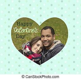 valentine's nap kártya