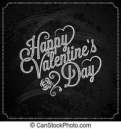 valentines nap, kréta, szüret, felirat, háttér