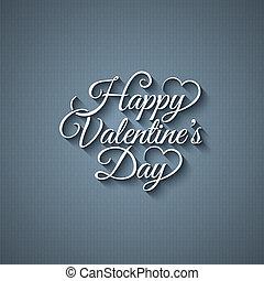 valentines nap, szüret, felirat, háttér
