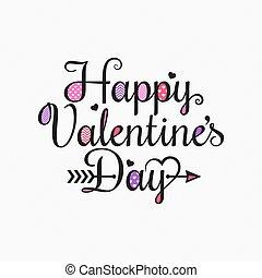 valentines nap, szüret, kártya, felirat, háttér