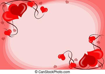 valentines, plano de fondo