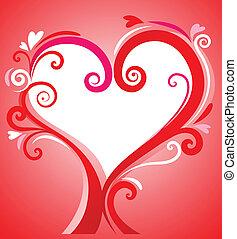 valentines, rahmen