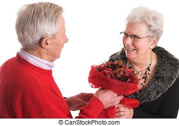 valentines, ramo