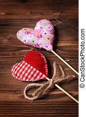 valentinestag, herzen