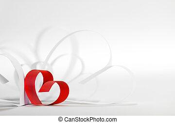Valentinkort, dag, Kort