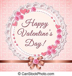 valentin's day card