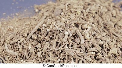 Valerian medicinal bulk - Bulk dried apothecary valerian...