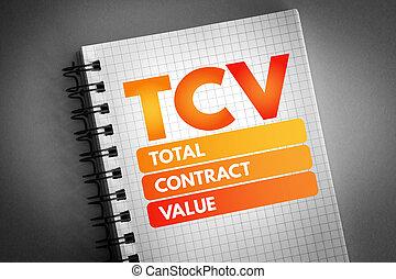 valeur, contrat, total, tcv, acronyme, -