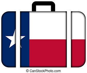 90222f8bc0352e Simbolo, uragano, bandiera, stato texas. Render, stato, simbolo ...