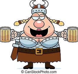 valkyrie, ubriaco