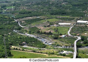 vallée, alcantara