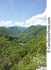 vallée, lunigiana
