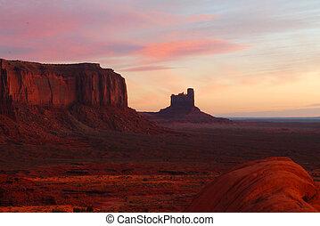 valle, alba, monumento