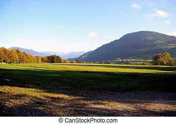 valle, alpino