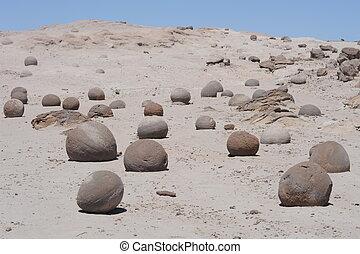 Valle de la Luna National Park