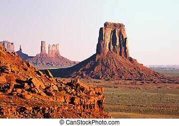 valle, monumento