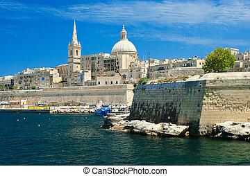 Valletta, 光景