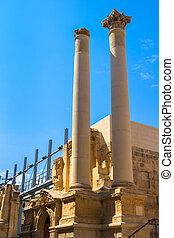 Valletta Opera House Ruins