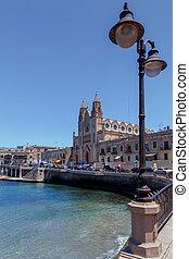 Valletta.. Our Lady of Mount Carmel Church.
