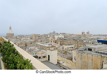 Valletta Rooftops